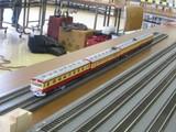 初代新潟色の70系電車