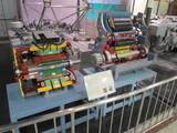 カルダン式と吊掛式のカットモデルモーター