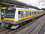 南武線のE233系