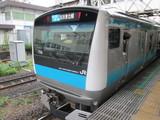 京浜東北線のE233系