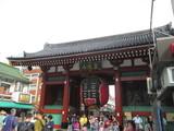 浅草寺風雷神門
