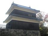 上田城西櫓