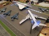 F4EJ改ファントムとソ連旅客機群