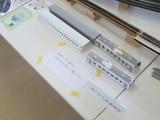 製作途中なHOゲージな紙製車両