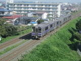 上り一ノ関行普通列車@701系電車