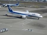 787エンジンスタート