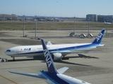 日本では最大級の777−300型機