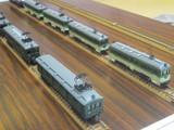 東急な電車と路面電車
