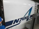 新造時からN700A系な編成のシンボル