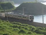長岡へ向かうE127系