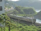 直江津へ向かうE127系