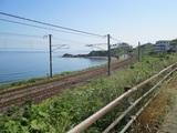 日本海と信越本線