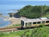 再び長岡方から普通列車