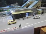 現在の岩本駅駅舎