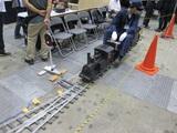 一応電気駆動の蒸気機関車