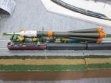 日本国鉄の客車列車とソ連なミサイル