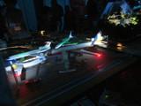 夜間運転の飛行場@JASなDC−10