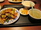 「ニイハオ」の回鍋肉定食