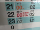 日本最後の寝台特急