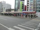 岡山電気軌道岡山駅前電停