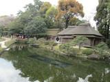 廉池軒と池