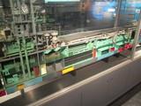 潜水艦の構造模型