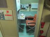 潜水艦の艦長室