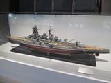 比較的末期の金剛型戦艦