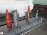 20.3cm弾と12.7cm弾