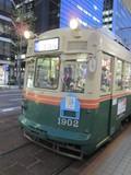 旧型車初お目見えは元京都市電1900形