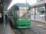 最後の「Green Liner」3950形