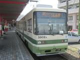 広島駅前行3900形