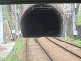 広島電鉄唯一のトンネル