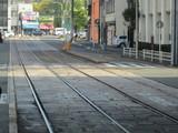 猿猴橋町電停広島駅前方面乗り場