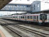 長岡方面行列車@E129系