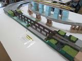 単線上路式デッキガーター橋