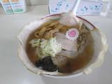 チャーシューワンタン麺外観