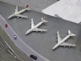 唐突な駐機場