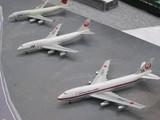 歴代JAL塗装