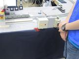 発車ベルスイッチと連動装置表示器