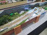 岩本駅全景
