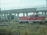 HD300形ハイブリッド機関車