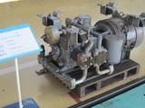 電車のコンプレッサー