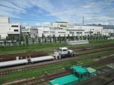 熊谷新幹線保守基地とニコン熊谷工場