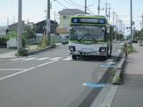 東大81系統さいたま東営業所行バス