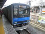 春日部止まりの普通電車