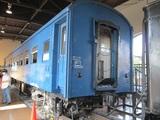 北海道専用客車スハフ44
