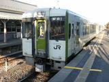 高麗川行キハ110