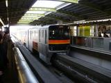 立川南駅に進入する上北台行