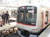 多分地上では最後の東横渋谷駅